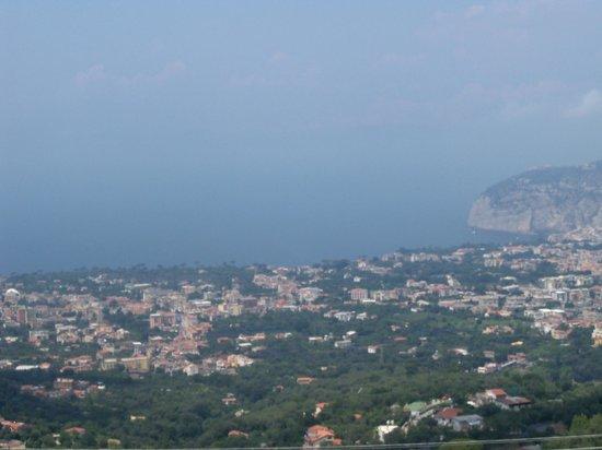 Ristorante IL Panorama  & C. Snc: Vistas desde la terraza