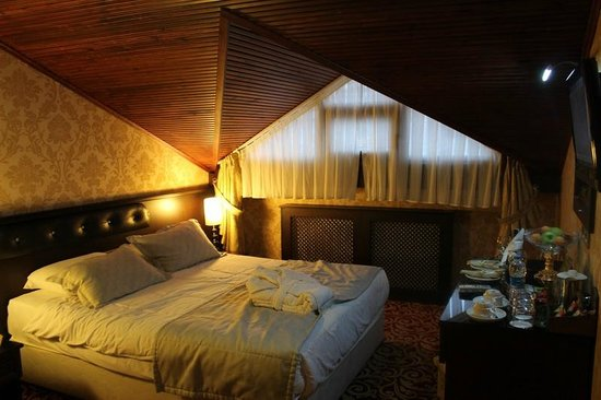 Balin Boutique Hotel: جناح مزدوج