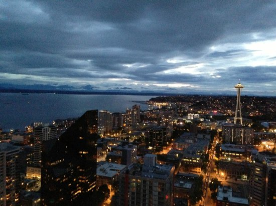 View From 4730 Picture Of The Westin Seattle Seattle Tripadvisor