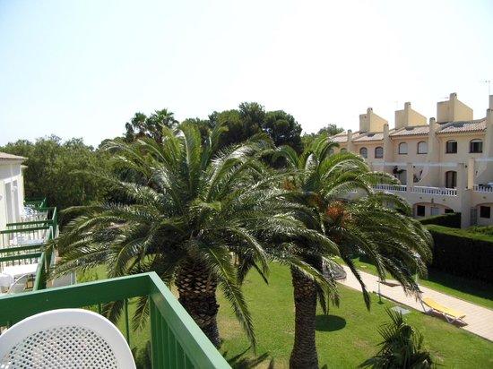 Hotel Pino Alto : coté Jardin