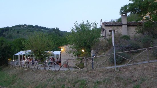 Bar Ristorante Pizzeria Grignano: The restaurant