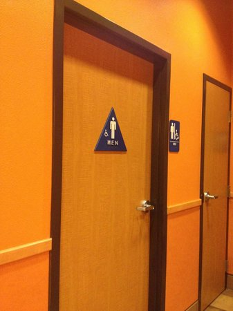 Restrooms Picture Of Taco Bell San Jose Tripadvisor