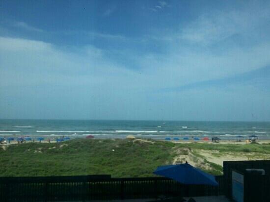 Schlitterbahn Beach Resort : View from my room.