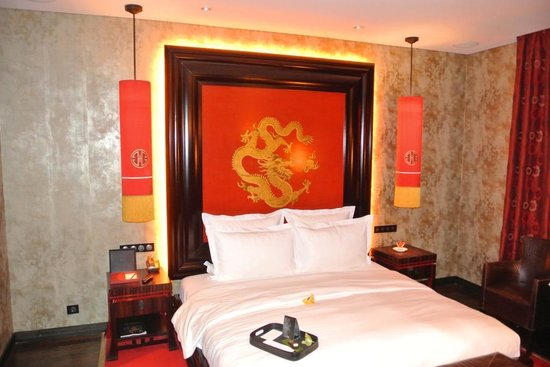 Buddha-Bar Hotel Prague : As you prefer