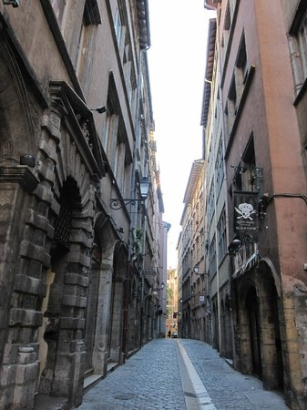 Les Demeures de Morphee: 旧市街のど真ん中に位置している