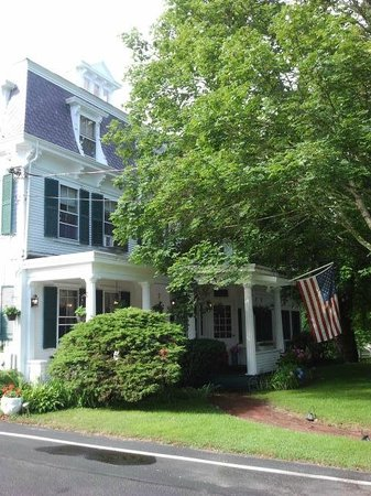 Colonial House Inn: Hotel