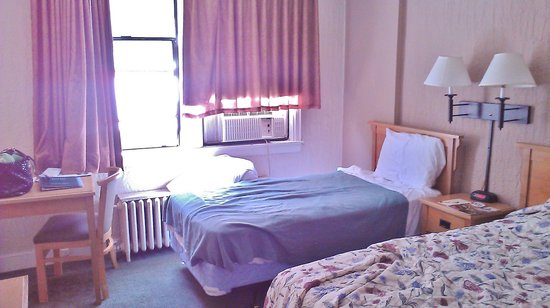 Inn at Queen Anne: Two twin beds