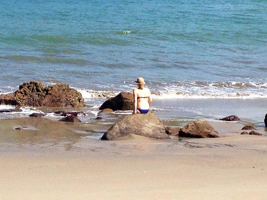 Aqua Wellness Resort: Alone on the beach always