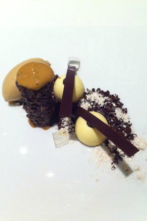 Arras: Deconstructed Tiramisu