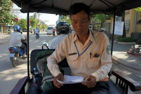 Central Prestige D'Angkor: our guide