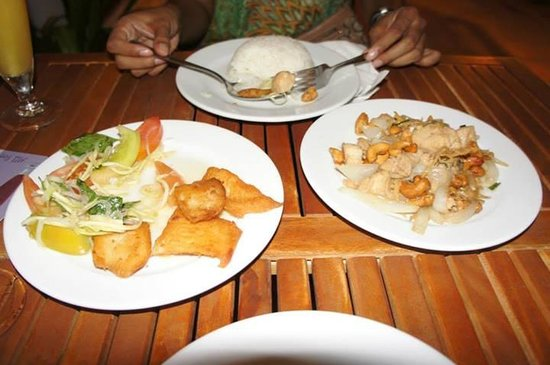 Central Prestige D'Angkor: phally cooked for us!