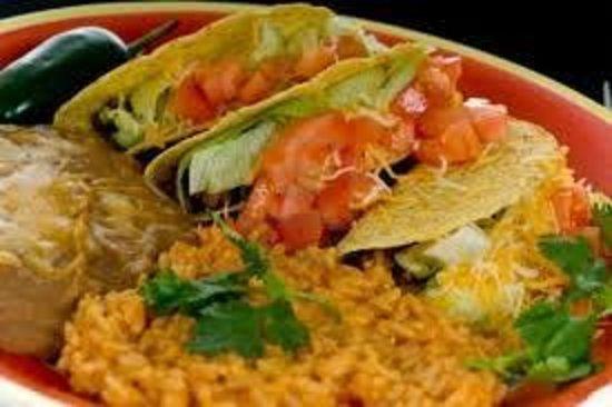 Plaza Mexico: taco dinner