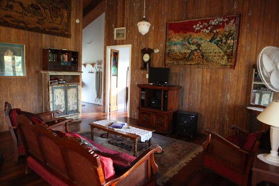Noosa Avalon Farm Cottages: Avalon Homestead