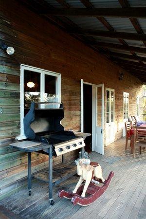 Noosa Avalon Farm Cottages : Avalon Homestead
