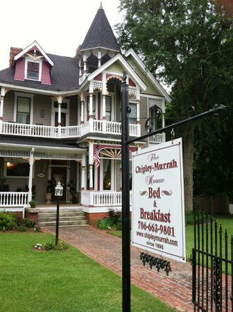 Chipley Murrah Bed & Breakfast: Southern Hospitality at its finest!