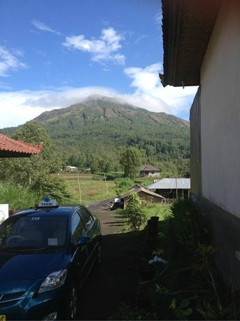 Mapa Lake View Bungalow: View of Mt Batur