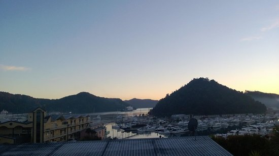 Harbour View Motel Picton: View From Balcony 4