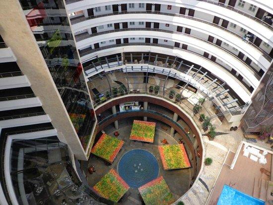 Hotel Spiwak Chipichape Cali: Balcon Frontal