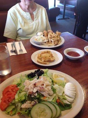 Onion Grill Steak & Seafood: Add a caption