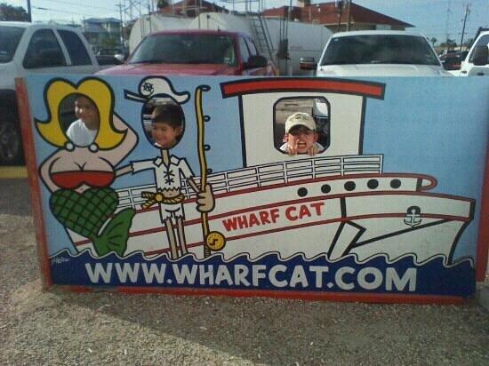 Fisherman's Wharf: crazy kids