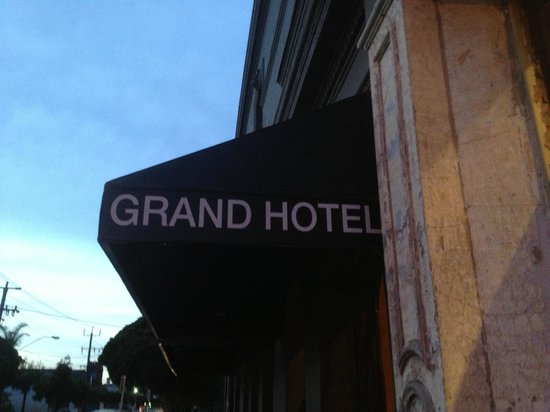 The Grand Richmond: The Grand Hotel - outside