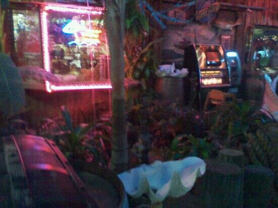 Moby Dick's: beautiful decorations