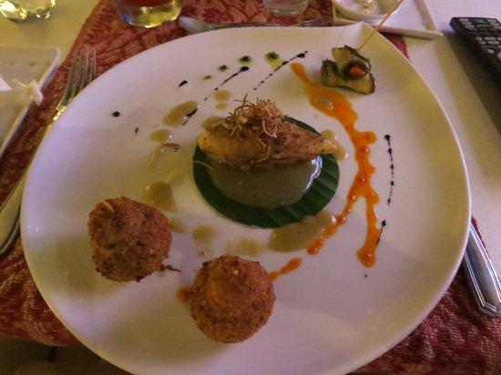 El Convento Boutique Hotel : Nobu Dinning