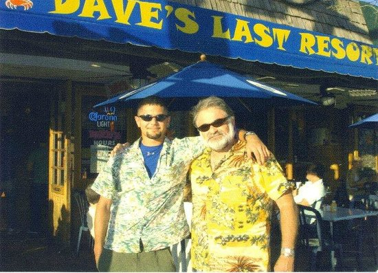 Dave's Last Resort & Raw Bar: Dave's at Dave's