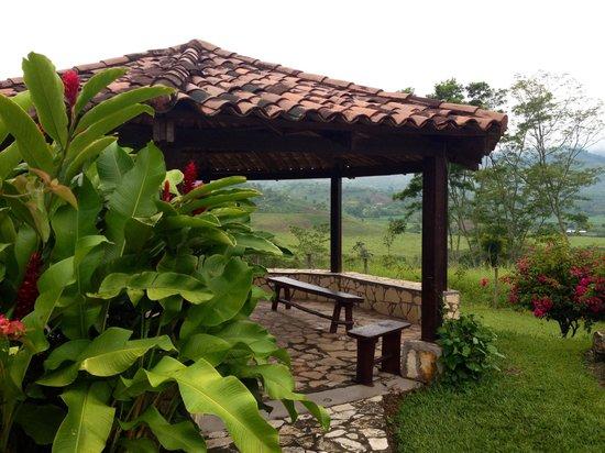 Clarion Copan Ruinas: Enjoyed the view