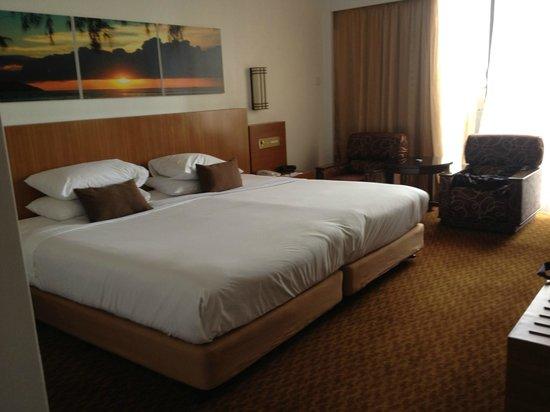 Bayview Beach Resort: Standard double