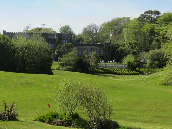 Abbeyglen Castle Hotel : wonderful hotel