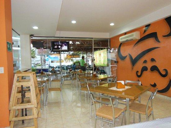 Don Anibal Restaurante Col-Mex: DON ANIBAL RESTAURANTE (instalaciones)
