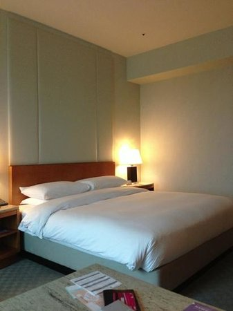 Grand Hyatt Incheon: Bed