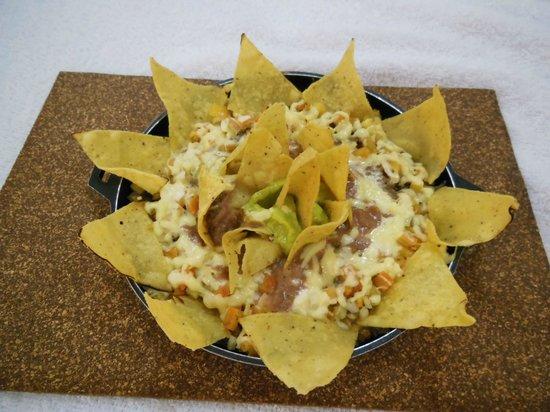 Don Anibal Restaurante Col-Mex : Totopos Fiesta