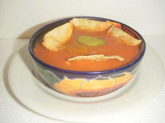 Don Anibal Restaurante Col-Mex: Sopa Mexicana y mucho mas....