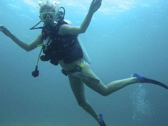 La Buga Dive Center & Surf School: The Blonde Abroad Diving with La Buga