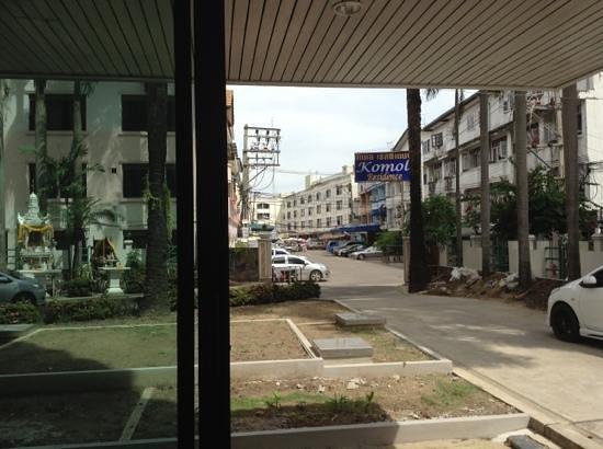 Komol Residence Bangkok Foto
