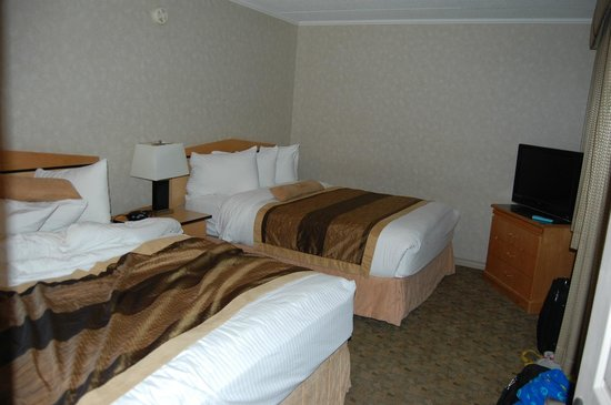 BEST WESTERN PLUS City Centre Inn: Second bedroom 2 queen