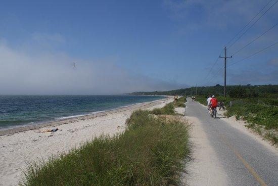 Woods Hole Inn: Shining Sea Bikeway