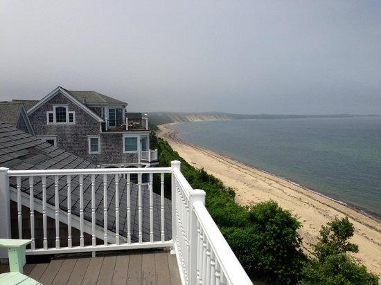 Sand Dollar B&B: Another view from the deck