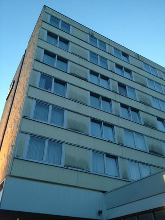 BEST WESTERN Hotel Bremen East: needs redevelopment