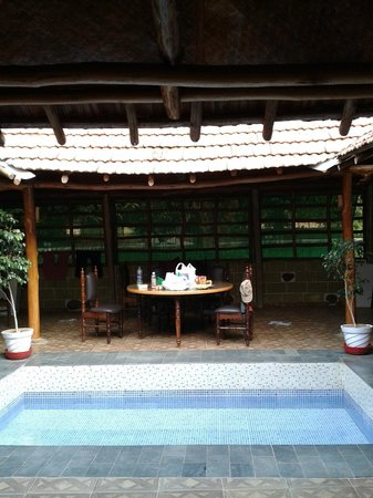 inside malnad cottage central area view picture of mango mist rh tripadvisor in