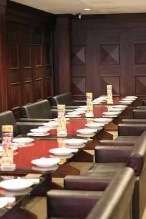 Front Restaurant Picture Of Dcost VIP Jakarta TripAdvisor - Restaurant table cost