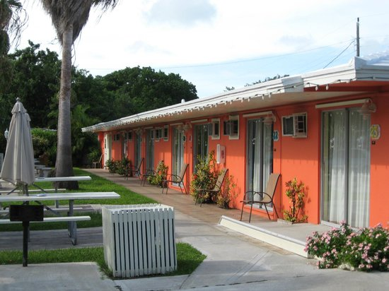 Sea Dell Motel : Rooms