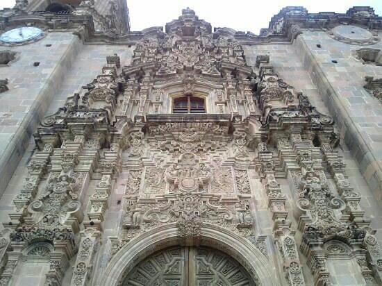 Iglesia de San Cayetano: iglesia