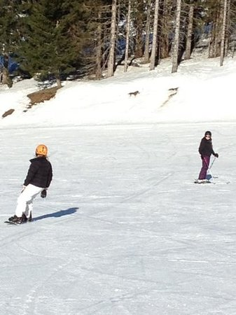 La Clusaz Ski Resort: family friendly La Clusaz