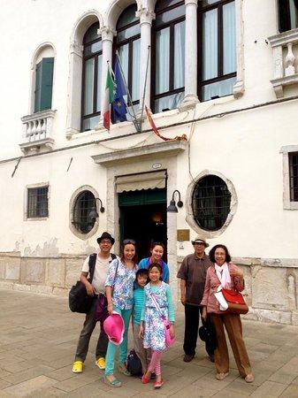 Casa Sant'Andrea: hotel front
