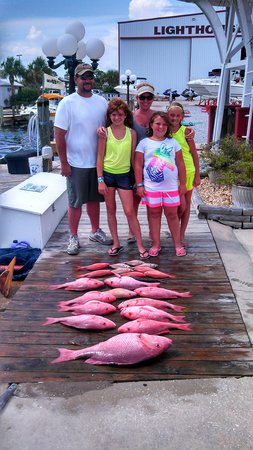 Southern Dawn Charter Fishing-Day Trips