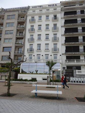 هوتل نيزا: Hotel Niza