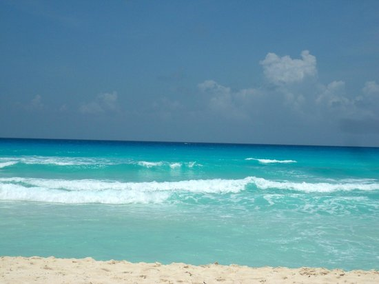 Omni Cancun Resort & Villas: Beach